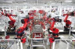特斯拉上海超级工厂项目进展顺利 已进入生产设备安装阶段