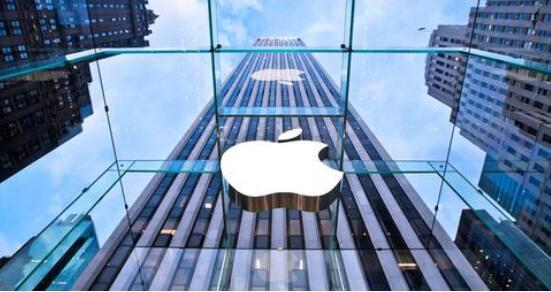 一年内苹果市值几乎翻倍 市盈率攀升至9年来高点